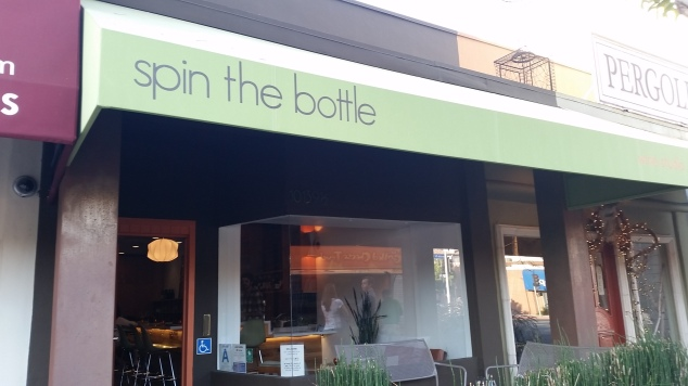 Spin the Bottle Storefront