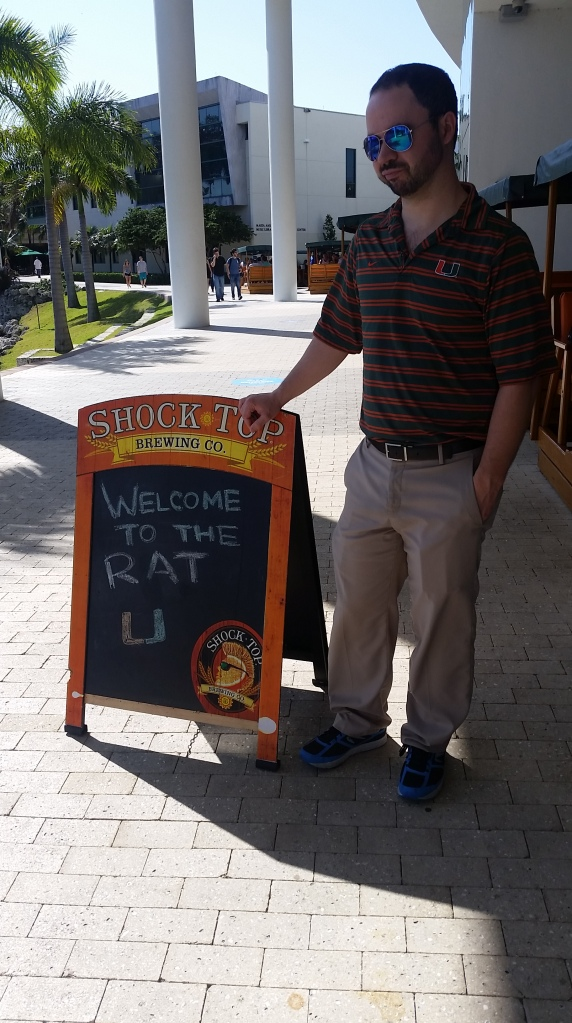 New Rat - not as good as Old Rat